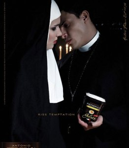 570320-nun-and-priest-kiss-ad-too-hot-for-mags