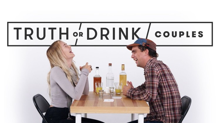 Truth-or-Drink-Couples